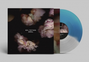 BOX AND THE TWINS Zerfall [limited half CLEAR/half BLUE] LP VINYL 2019