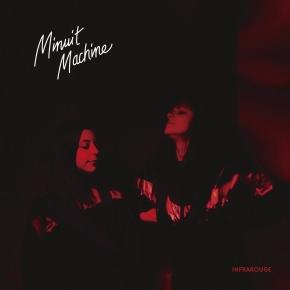 MINUIT MACHINE Infrarouge CD Digipack 2019