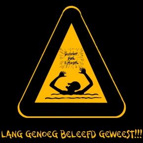 DONDER, HEL & HAGEL Lang Genoeg Beleefd Geweest!!! CD Digipack 2019