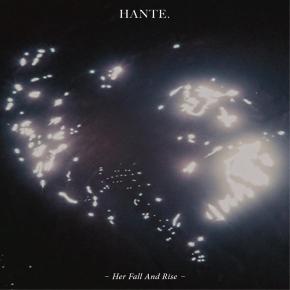 HANTE Her Fall and Rise [limited RANDOM Colour] LP VINYL 2019