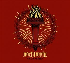 NACHTMAHR Flamme LIMITED CD Digipack 2020 (VÖ 31.01)