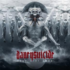 DAVEY SUICIDE Rock Ain't Dead CD 2020 (VÖ 24.01)