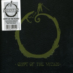 MORTIIS Crypt Of The Wizard LIMITED CD 2006