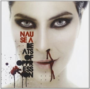 NAUSEA Beats Of Oppression CD 2011