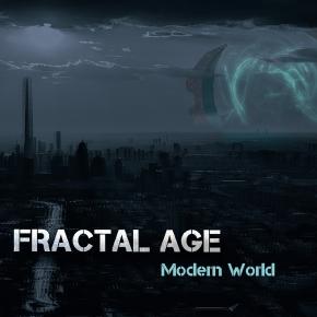 FRACTAL AGE Modern World CD 2019 (VÖ 22.11)