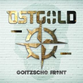 GOITZSCHE FRONT Ostgold LIMITED 2LP GATEFOLD WHITE VINYL 2020 (VÖ 03.01)