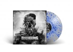 BRDigung Zeig Dich! LP Gatefold Clear/Blue Splatter Vinyl 2020 (VÖ 31.01)