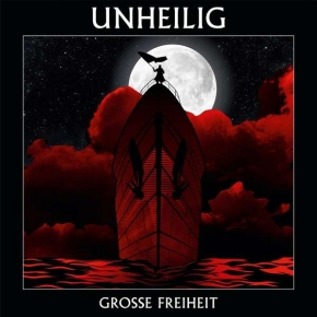 UNHEILIG Grosse Freiheit LIMITED 2LP RED VINYL 2018