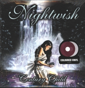 NIGHTWISH Century Child LIMITED 2LP PURPLE/WHITE VINYL 2017