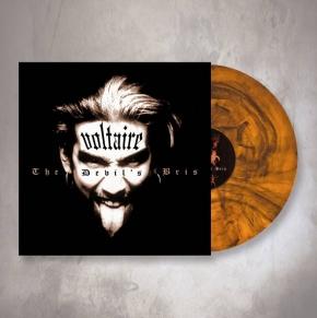 AURELIO VOLTAIRE The Devil's Bris LP VINYL 2020 LTD.500 (VÖ 24.01)