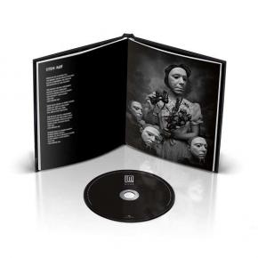 LINDEMANN F & M (Special Hardcover Book Edition) CD + 2 Bonus Tracks 2019 (RAMMSTEIN)