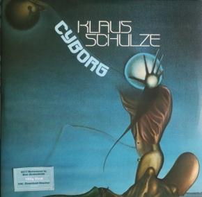 KLAUS SCHULZE Cyborg (remastered 2017) 2LP VINYL 2018