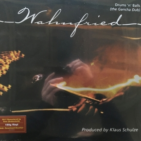 Richard Wahnfried (KLAUS SCHULZE) Drums 'n' Balls (remastered 2017) 2LP VINYL 2018