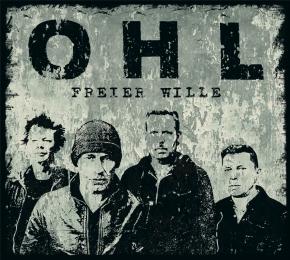 OHL Freier Wille CD Digipack 2014