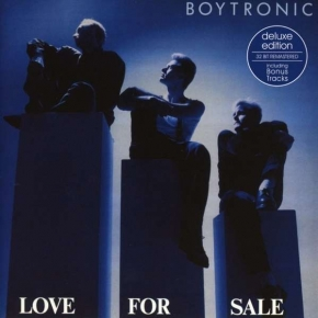 BOYTRONIC Love For Sale (Deluxe Edition) CD 2014