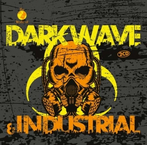 DARK WAVE & INDUSTRIAL 2CD 2019 Alien Vampires SITD Frozen Plasma METROLAND