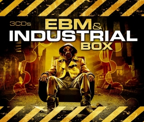 EBM & INDUSTRIAL BOX 3CD 2019 In Strict Confidence DIE KRUPPS Alien Vampires