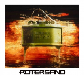 ROTERSAND How do you feel today? LIMITED LP ORANGE VINYL+CD 2020