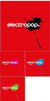 ELECTROPOP VOL.16 (Deluxe Fan Bundle) 4CD 2020 LTD.99 (BOYTRONIC Distain PARRALOX)
