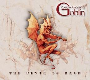 CLAUDIO SIMONETTI'S GOBLIN The Devil is Back LP WHITE VINYL 2020 LTD.499