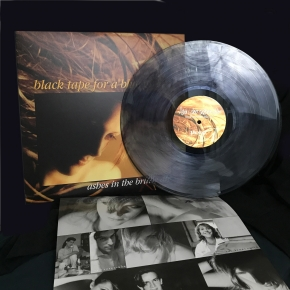 BLACK TAPE FOR A BLUE GIRL Ashes in the brittle air LP VINYL 2020 LTD.300