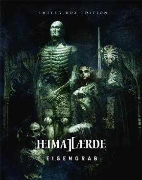 HEIMATAERDE Eigengrab LIMITED 3CD BOXSET 2020
