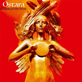 OSTARA Eclipse Of The West LIMITED LP VINYL+CD 2020