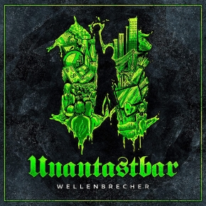 UNANTASTBAR Wellenbrecher LIMITED BOXSET 2020 (VÖ 28.08)