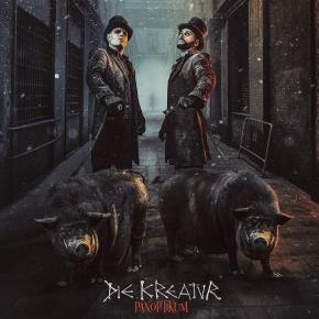 DIE KREATUR Panoptikum CD Digipack 2020 (Lord Of The Lost OOMPH!)