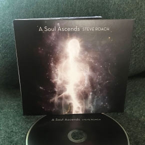 STEVE ROACH A Soul Ascends CD Digipack 2020