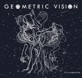 GEOMETRIC VISION Slowemotion LP BLUE VINYL 2020 LTD.500 (VÖ 04.09)