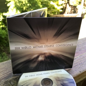 ERIK WOLLO & MICHAEL STEARNS Convergence CD Digipack 2020