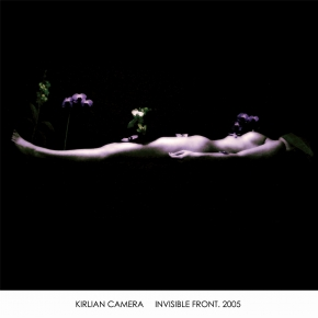 KIRLIAN CAMERA Invisible Front. 2005 LIMITED 2LP BLACK VINYL 2020