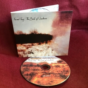 FORREST FANG The Book of Wanderers CD Digipack 2020 LTD.300