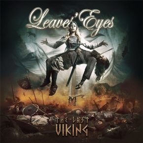 LEAVES EYES The Last Viking 2CD Digipack 2020