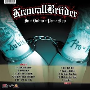 KRAWALLBRÜDER In Dubio Pro Reo (Lim. 180g Green) LP VINYL 2020