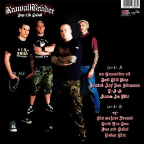 KRAWALLBRÜDER Das 11te Gebot (Lim. 180g Yellow) LP VINYL 2020