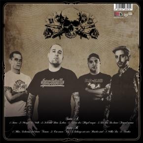 KRAWALLBRÜDER Blut, Schweiss & Keine Tränen (Lim.180g Black) LP VINYL 2020