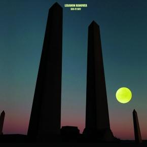 LEBANON HANOVER Sci-Fi Sky [Moon Grey & Yellow Splatters] 2LP VINYL 2020 (VÖ 06.11)