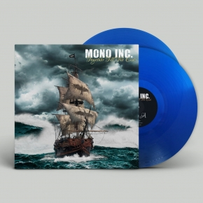 MONO INC. The Sound Of The Raven (Vinyl Komplettbox) 16LP VINYL BOX 2020 (VÖ 11.12)