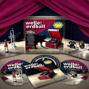 WELLE ERDBALL Engelstrompeten & Teufelsposaunen 2CD Digipack 2020 (VÖ 20.11)