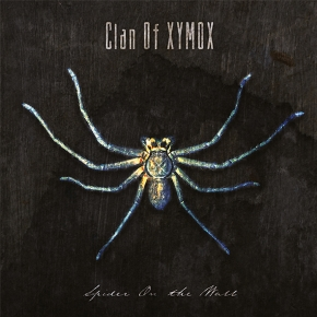 CLAN OF XYMOX Spider on the Wall LIMITED 3LP VINYL 2021 (VÖ 12.03)