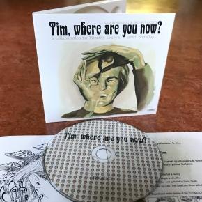 SAM ROSENTHAL & PROJEKT ARTISTS Tim, where are you now? CD Digipack 2020