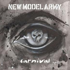 NEW MODEL ARMY Carnival (Limited Mediabook) CD 2020
