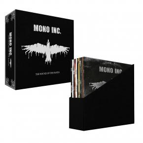 MONO INC. The Sound Of The Raven (Vinyl Komplettbox) 16LP VINYL BOX 2020