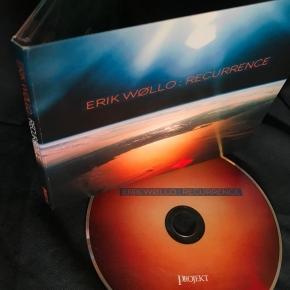 ERIK WOLLO Recurrence CD Digipack 2021