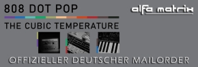 808 DOT POP The Cubic Temperature CD 2021