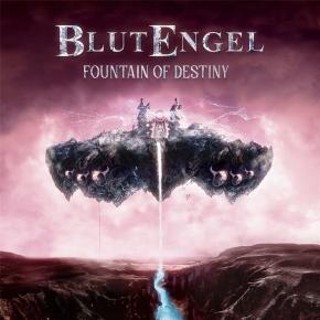 BLUTENGEL Fountain Of Destiny LIMITED LP COLORED VINYL 2021 (VÖ 09.04)