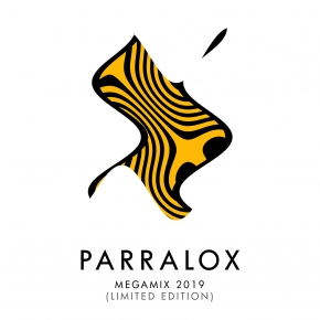 PARRALOX Holiday '20 (Super Deluxe Fan Bundle) LIMITED 4CD 2021