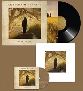 LOREENA MCKENNITT Lost Souls LIMITED LP VINYL+CD+ARTPRINT BOXSET 2018